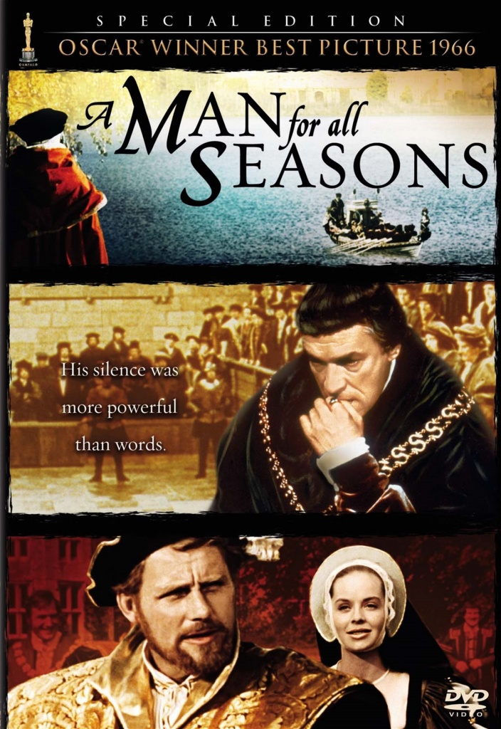 A man for all Seasons (DVD)