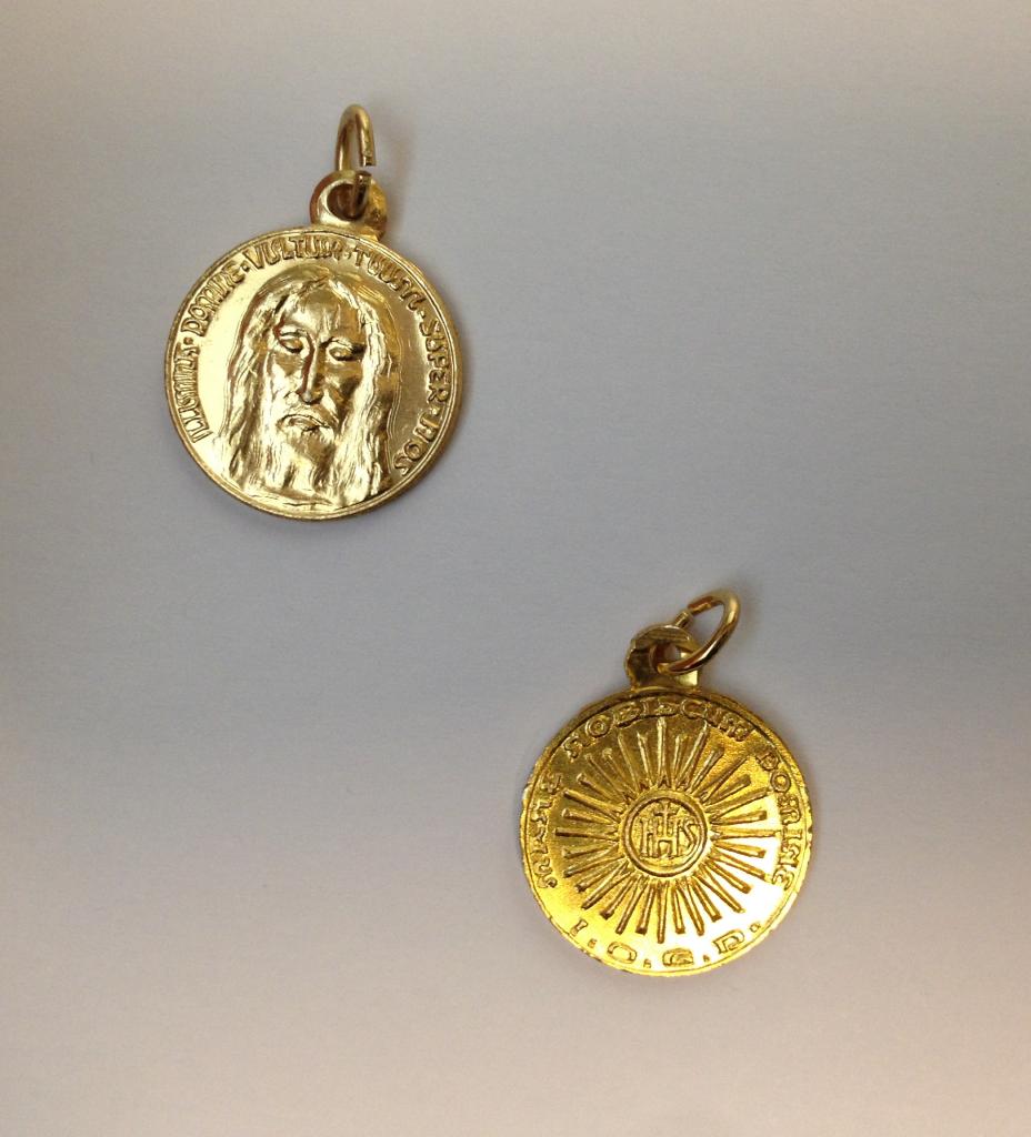 Heliga Anletet-medalj