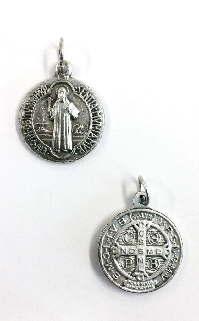 Benedictus-medalj, relief