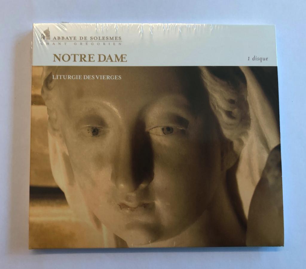 Vår Fru, jungfru Maria - Notre Dame (CD)