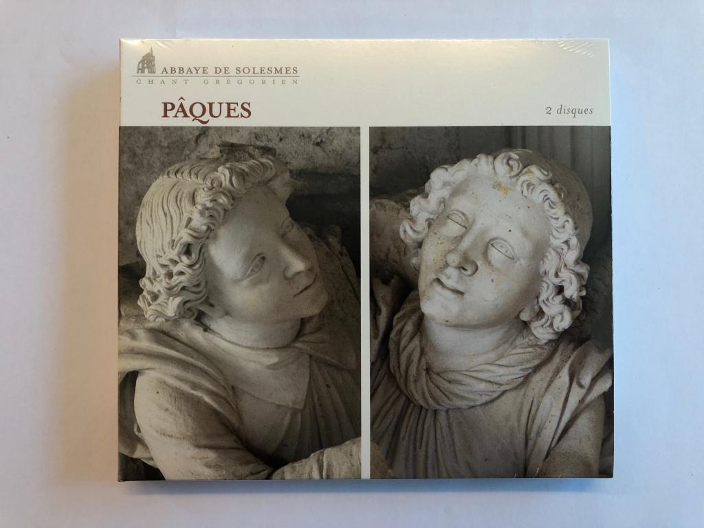 Påsksöndagen och Påsktiden - Pâques et Temps Pascal (2 CD)