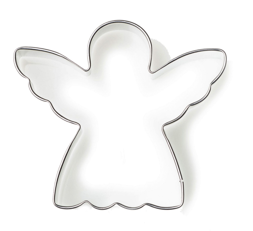 Kakform, ängel