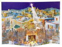 Adventskalender i 3D, n. 567, stående