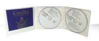 "Cecilia mp3-CD ""instuderingsmaterial"""