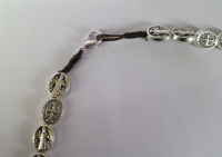 Benedictus-rosenkrans, ovala medaljer