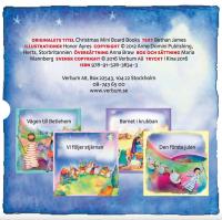 Fyra små böcker om julen