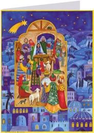 Adventskalender n. 400-39 m kuvert