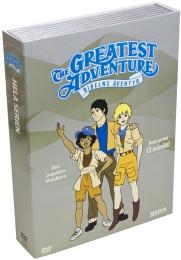 Bibelns äventyr - hela serien (7 dvd)