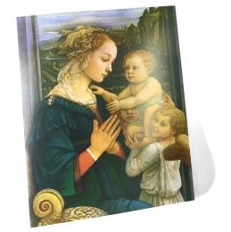 Madonna med barn, Lippi (Montessori)