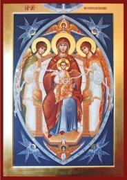Gudsmodern, knutlöserskan (ikon)