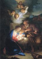 Den Heliga Natten (Mengs, 1700-t)