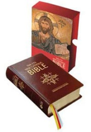 CTS New Catholic Bible, the (oxblod)
