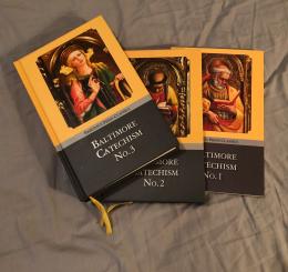 Baltimore Catechism No. 1-3