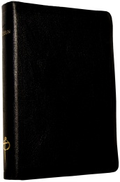 Bibel 2000 - skinn, guldsnitt