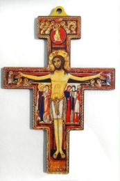 San Damiano-kors, 8cm