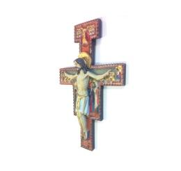 San Damiano äkta relief, vägg