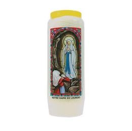 Novenaljus Vår Fru av Lourdes
