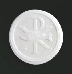 Lekfolk-hostior, vita 31mm (1000-pack)