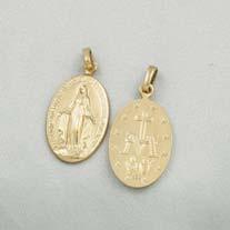 Mirakulösa Medaljen - guld