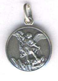 Ärkeängeln Mikael (16mm, silver)