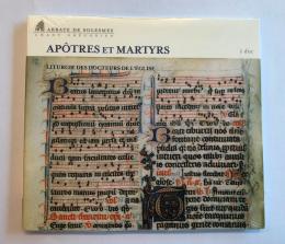 Apostlar, martyrer och kyrkolärare - Apôtres et Martyrs (CD)