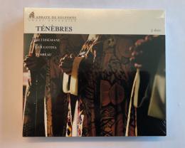 Mörkrets officium - Getsemane, Golgota, Graven - Ténèbres (3 CD)