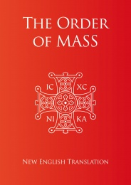 Order of Mass in English