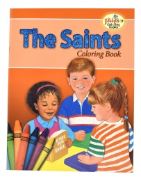 Saints, the - COLORING BOOK