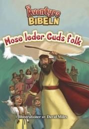 Mose leder Guds folk