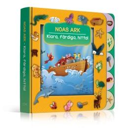 Noas ark - Klara, färdiga, hitta (board book)