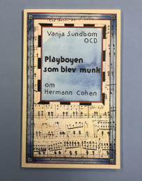 Playboyen som blev munk - om Hermann Cohen