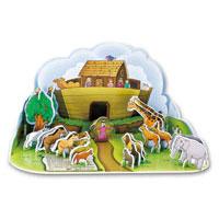 Byggsats Noas ark