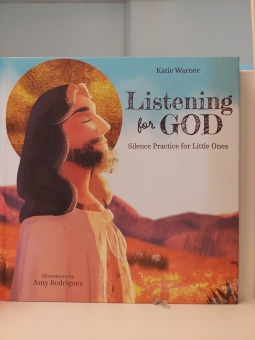 Listening to God - Silence practice for Little Ones