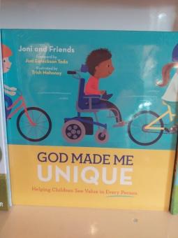 God Made Me Unique