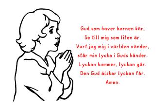 Gud som haver barnen kär (A6)