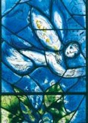 Ängel, detalj (Chagall)