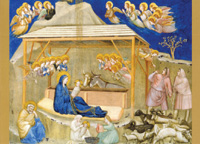 Kristi födelse (Giotto, 1315)