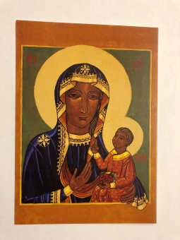 Vår Fru av Czestochowa - Hogiditria