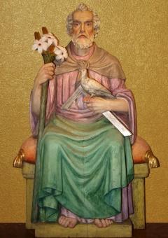 Hl. Josef, Jesu fosterfar (A6)