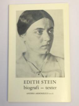 Edith Stein - biografi, texter