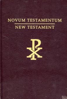 Novum Testamentum - New Testament