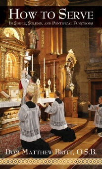 How to serve Mass