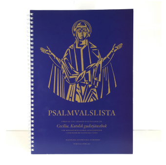 Cecilia - Psalmvalslista (2013)
