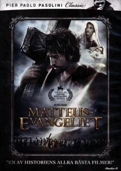 Matteusevangeliet (DVD)