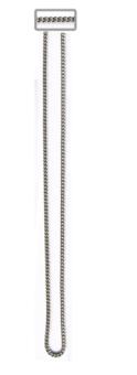 Kedja, silver, 65 cm