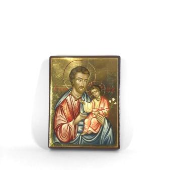 Helige Josef (äkta ikon)