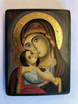 Ömhetens Gudsmoder (16x21), äkta ikon