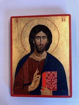 Kristus Allhärskaren/Pantokrator (15x20), äkta ikon