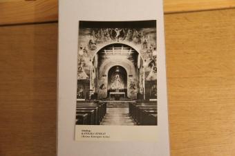 Kristus Konungen 1951 (svartvitt, A6)