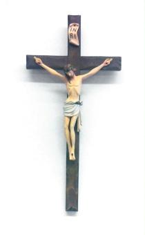 Krucifix (fiberglas), 30 cm
